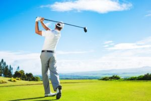 How To Swing A Golf Club Without Hurting Your Back